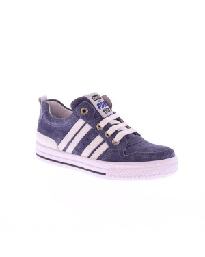 Piedro Kinderschoenen 1117800910 jeans blauw