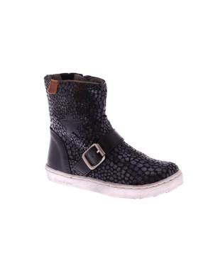 Bo-Bell Kinderschoenen SHAKER A6 zwart blauw