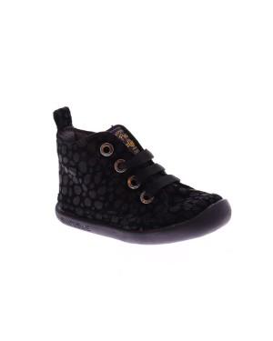 Shoes me Kinderschoenen BF9W001-C Zwart