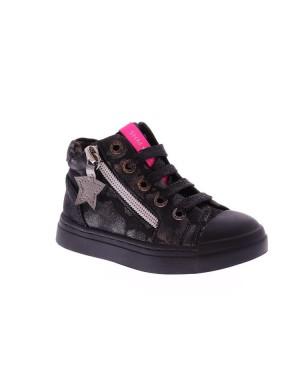 Shoes me Kinderschoenen SH9W022-D zwart