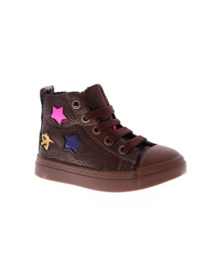 Shoes me Kinderschoenen SH9W020-C bruin