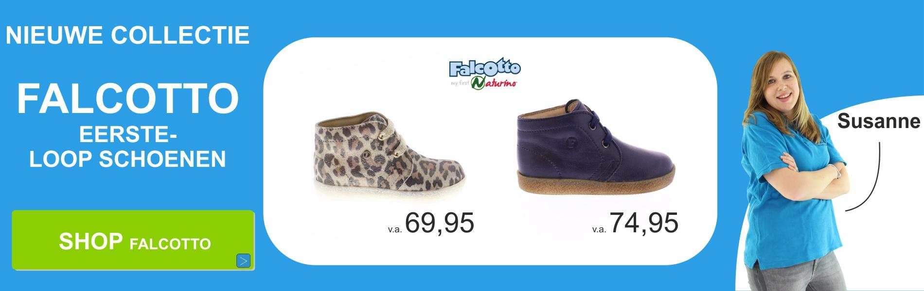 Falcotto eerste loop schoenen