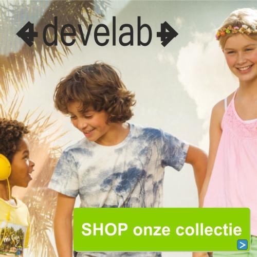 Shop uw favoriete Develab kinderschoenen en kindersandalen hier