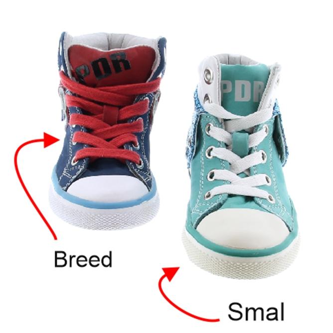 Schoenen smalle maken | Wilmo kinderschoenen