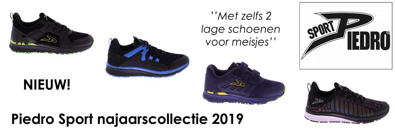 Piedro sport najaar winter collectie 2019