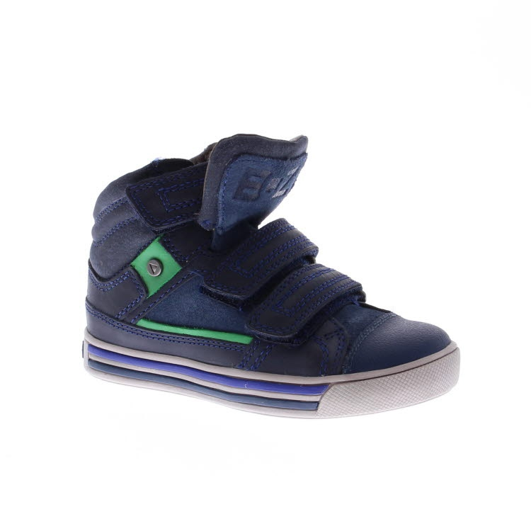 Braqeez Kinderschoenen 418857 629 blauw