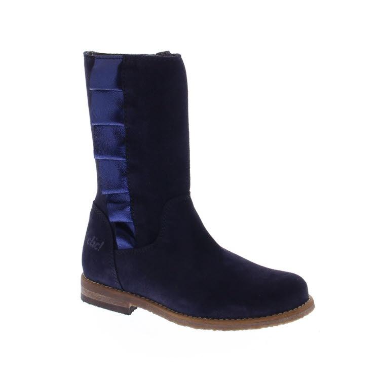 Clic Kinderschoenen 9516 blauw