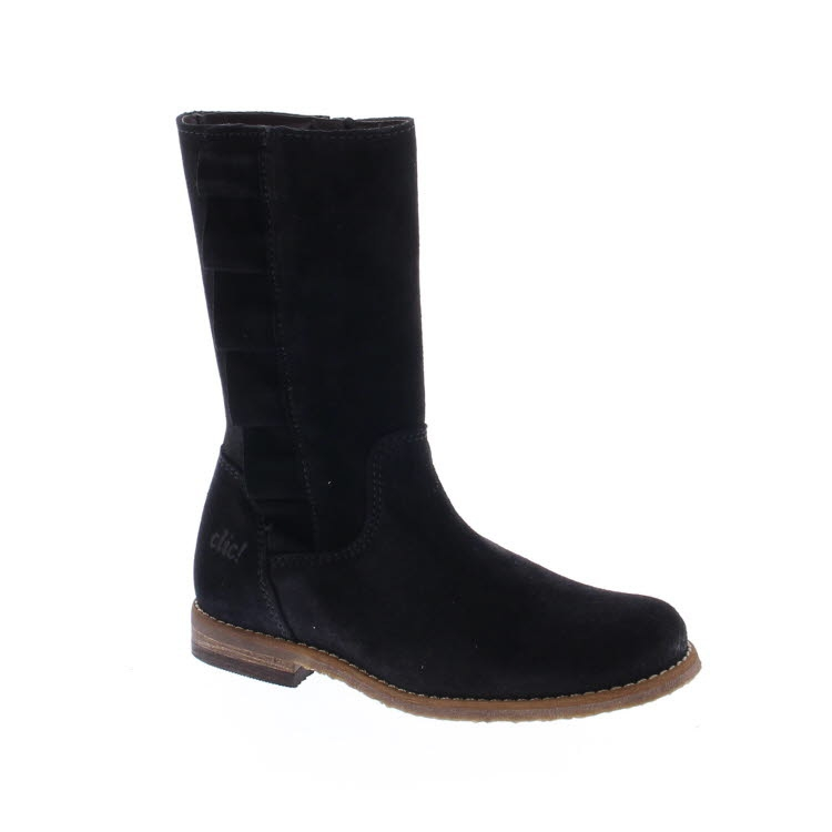 Clic Kinderschoenen CL9516 zwart