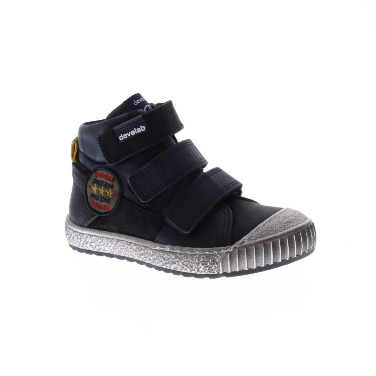 Develab Kinderschoenen 41715 639 navy