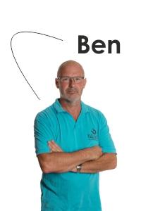 Stel uw vragen aan Ben