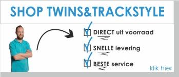 Twins en Trackstyle jongens en meisjesschoenen