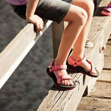Teva sandalen voor kinderen