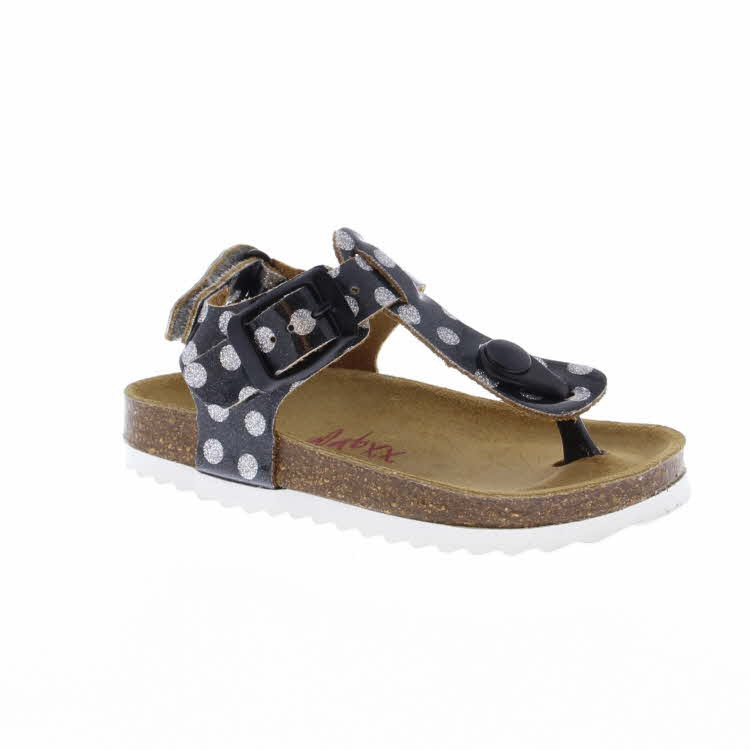 Sandalen / slippers met bandje om de enkel meisjes | Develab