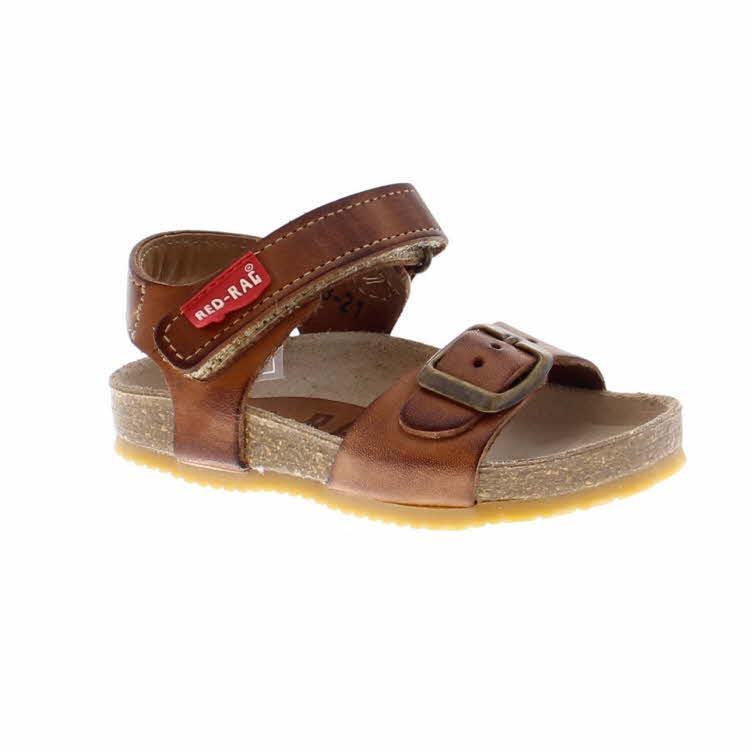 Red Rag sandalen open teen